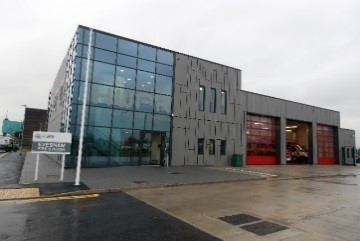 EVESHAM FIRE STATION